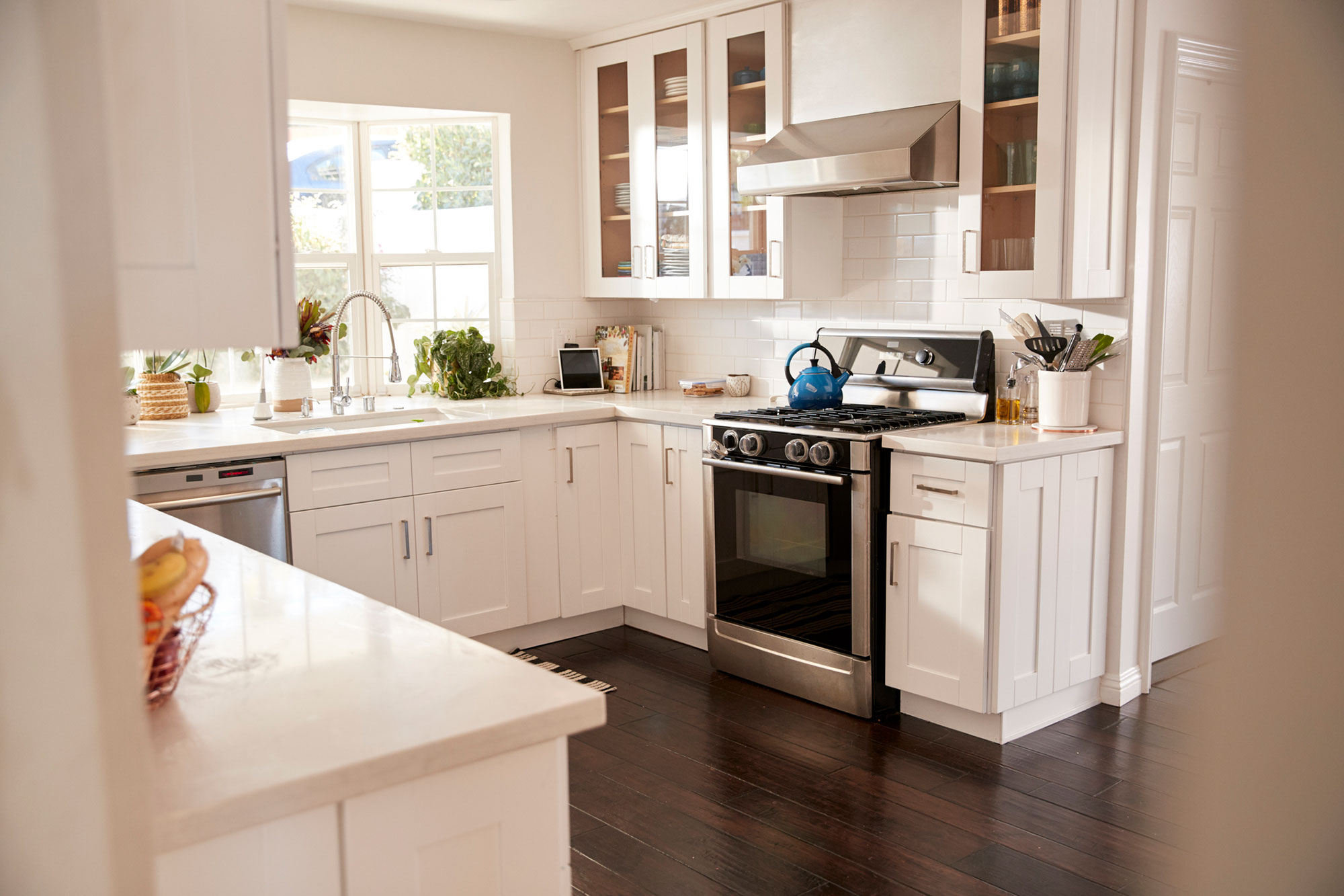U-Shaped Kitchen 1 - Mihalko's General Contracting Kitchens
